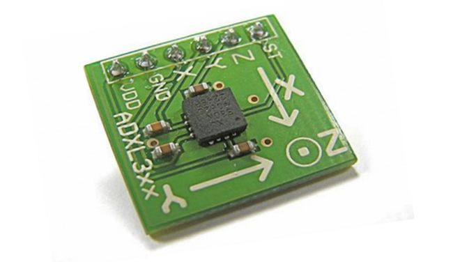 What is the Accelerometer used for in Mobile Devices